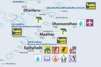 Malediven Karte Weltkarte.Malediven Karte Landkarte Karte Landkarten Aller Malediven